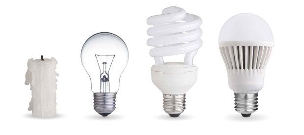 Как сэкономить на лампочках